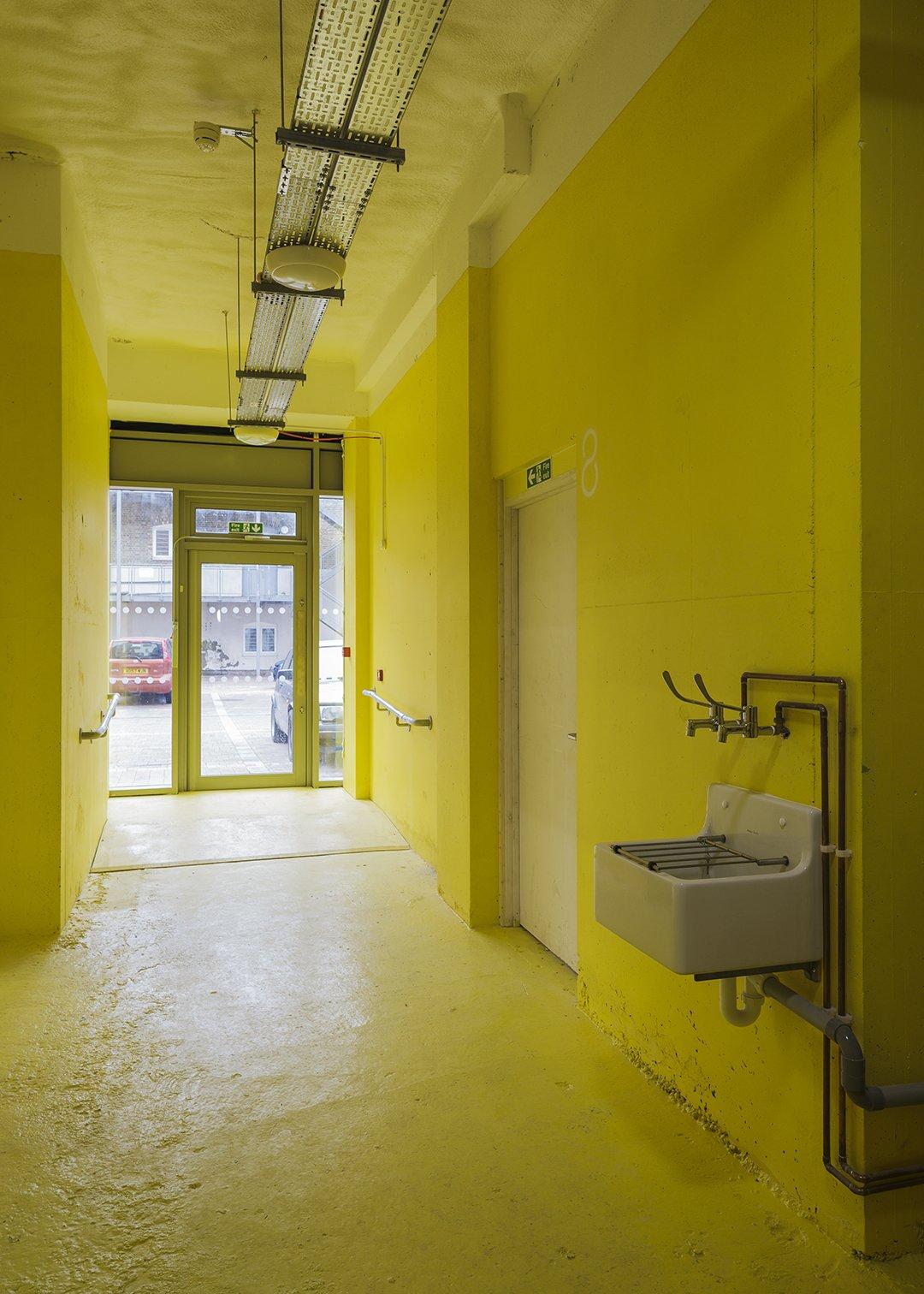 Ice House Court Studios Barking London Uk Projects